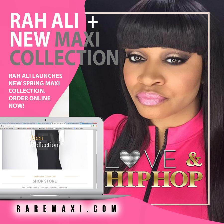 Rah Ali Maxi Collection