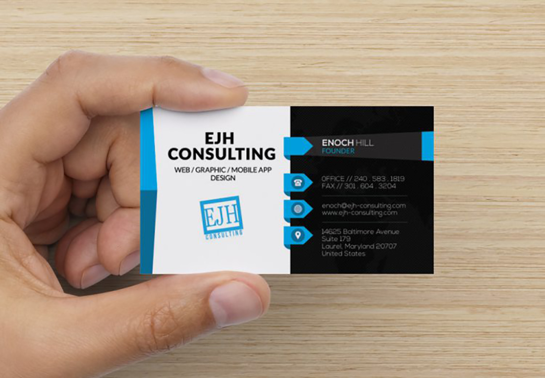 Home - EJH Consulting LLC - Web, Graphic and Mobile App Design