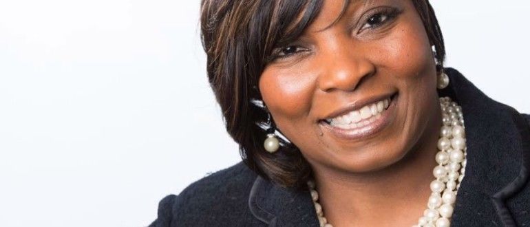 Pastor Tammy Butler Robinson